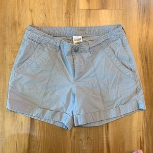 Mountain hardware shorts light gray